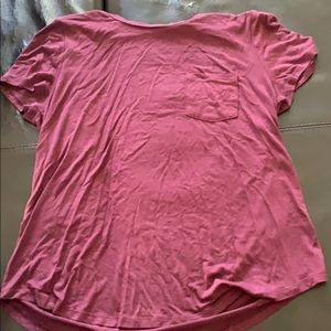 shirt worn once